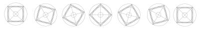 rotacion cuadrados